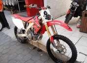 Honda cross 450 cc 2008