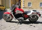 Honda shadow american classic edition