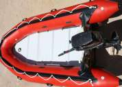 Se vende bote inflable