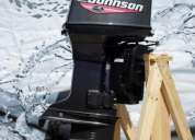 Motor fuera de borda johnson 70hp impecable