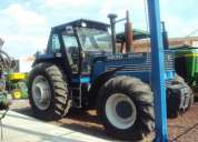 tractor new holland 8630 4x4
