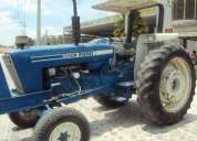 tractor new hollad 6610