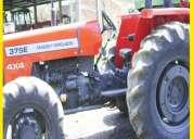 tractor massey ferguson 375   p'recio 179,000