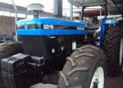 Tractor john deere 5715,rastras de gallina.tractor new holland 8010