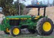 Tractor john deere 2755 4x2