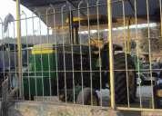 Tractor john deere 4455  4x2 y tractor john deere 5715 4x4