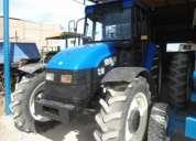 tractor new holland tl 100 4x4  año 2000  precio 220,000