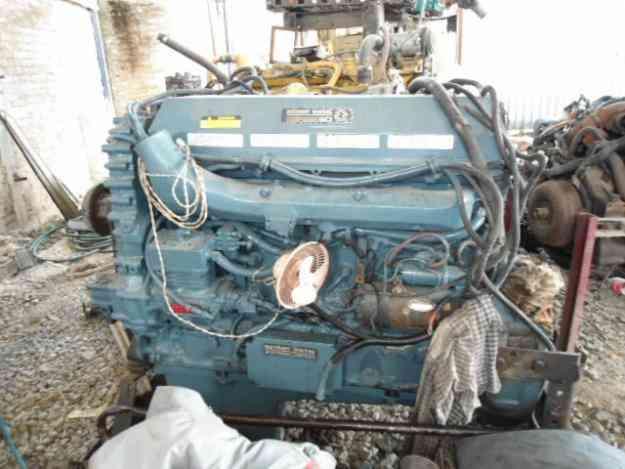 Motores, Cajas de velocidades de 9 a 18.