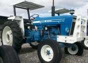 tractor ford 6600    4x2     en muy buen estado