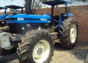 tractor new holland 7610