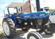 tractor new holland 6610 4x2 año 2006  precio 260,000