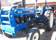Tractor new hollan 5610, 4045