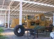 Diversa maquinaria pesada maquina clark