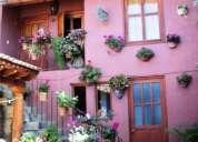 Linda casa rustica en renta