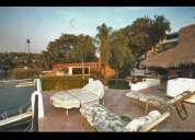 Fs3 renta casa fin de semana a orilla del lago tequesquitengo morelos