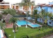 Condominio amueblado 3 recamaras zona hotelera las glorias
