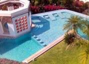 Atencion vacacionistas, casa residencial con playa privada