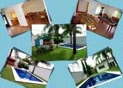 Rento bonita casa vacaciones o eventos oaxtepec
