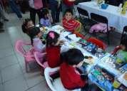 Rento espacio para fiestas infantiles o cualquier reunion