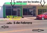 Rento 2 locales para oficina o comerciales en el centro de cd. obregon, sonora