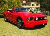 Renta de autos para eventos especiales