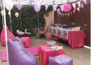 Fiesta spa, fiesta monster high, fiesta de princesas, fiesta de hadas