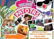 Payaso patotas y su circo circos carpas de circo en renta