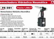 Remachadora neumatica mighty seven mexico