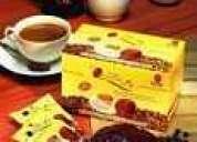 Cafe saludable lingzhi  con extracto de ganoderma