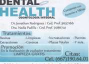 Dental health odontologia integral , promocion!!