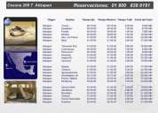Renta de avionetas - helicopteros  y aviones en méxico - atizapan y toluca