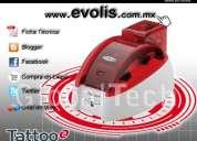 Imprsora de tarjetas plasticas evolis tattoo 2-impresión single side
