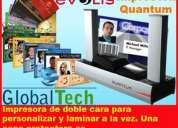 Evolis impresoras de credenciales para estudiantes