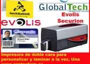 Distribuidor autorizado evolis mexico impresoras de tarjetas pvc
