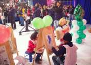 Renta de caballetes infantiles monterrey, 13-61-87-25
