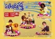 Shows payasos y magos fiestas infantiles