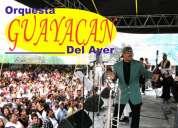 Orquesta guayacan del ayer para eventos masivos