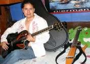 Trovador.........guitarrista y solista