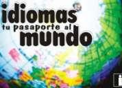 Cursos de idiomas en querétaro con profesor extranjero - inglés, francés, italiano, sueco