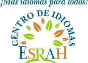Centro de idiomas esrah