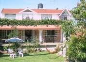 Renta casa campo fiesta 2000 y fin 200p/n  alberca jardin azador