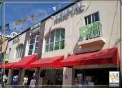 Local comercial  50 m2 en plaza sobre av. javier mina $7,000