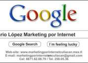 Subimos tu negocio en google. marketing por internet. aaa+