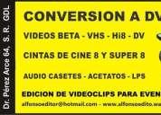 A dvd desde $50 pesos