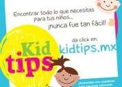 Kidtips directorio infantil
