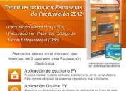 Factura electrónica factureya