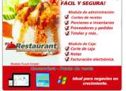Punto de venta para restaurantes, bares y centros nocturnos