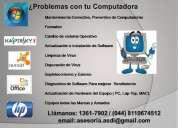 Asesoria y servicios de informatica
