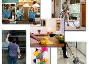 Limpieza residencial y empresarial