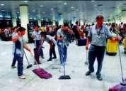 Servicio de auxiliares de limpieza